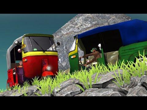 Off Road Tuk Tuk Auto Rickshaw Android Gameplay [HD]