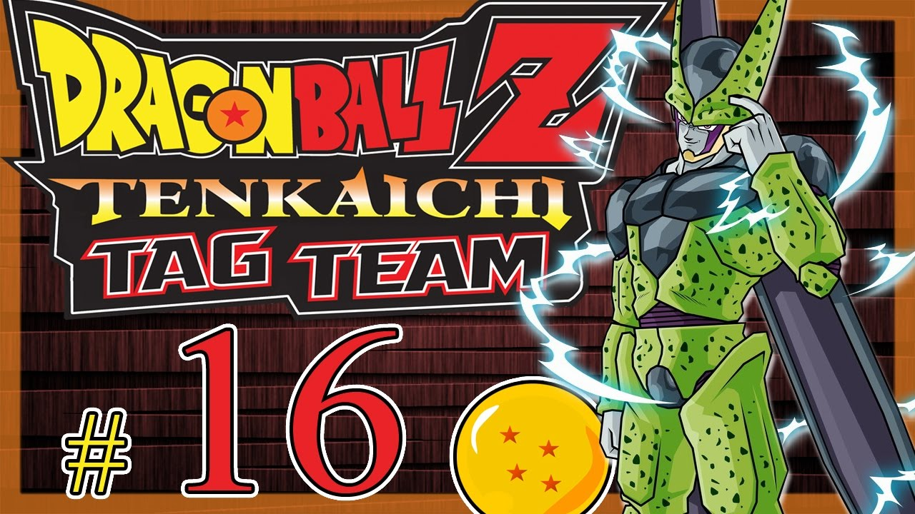 psp dragon ball z tenkaichi tag team 16 modo historia