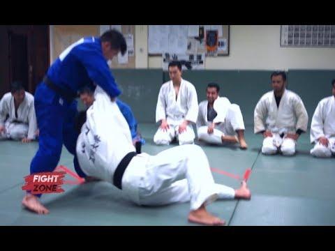 Fight Zone (Episode 5): Judo - The gentle way