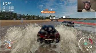 Forza Horizon 3 - Citymaasturi kaahailua Osa 2