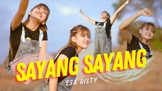 Esa Risty - Sayang Sayang (Official Music Video ANEKA SAFARI)   Yen Awan Tansah Kelingan Yen Wengi
