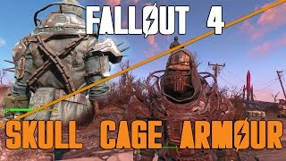 Fallout 4 Cage Armor Set