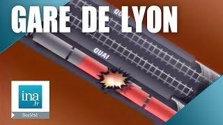 27 juin 1988 : Les causes de l'accident de la Gare de Lyon | Archive INA