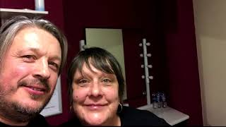 Kathy Burke - Richard Herring