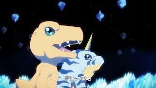 【中文版預告】《數碼寶貝 LAST EVOLUTION 絆》4/24重燃熱血