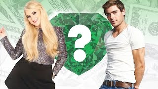 WHO'S RICHER? - Meghan Trainor or Zac Efron? - Net Worth Revealed!