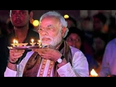 (VIDEO) Modi In Nepal Live: Prime Minister Narendra Modi Offers Prayers At Pashupatinath Temple