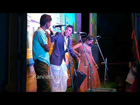 JanaMechida Jamindararu #1 || Kannada drama songs || uttarakaranatak Janapada songs