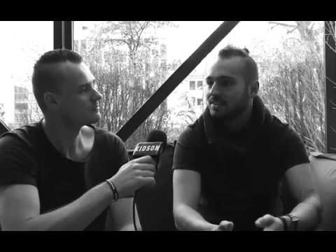 Driftmoon interview, The Wizard Live, Strasbourg 2014.