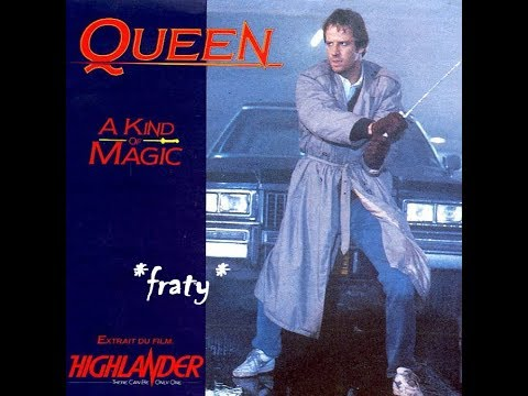 Queen A Kind Of Magic Highlander Version Youtube