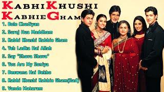Kabhi Khushi Kabhie Gham Movie All Songs||Shahrukh Khan & Kajol||musical world||MUSICAL WORLD||