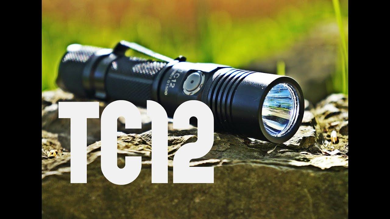 Brandneu großer Verkauf gut kaufen TC12 Taschenlampe Solar tauglich
