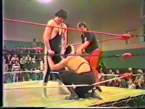 Charlie Peters & Kim Birchfield vs Superstar & Super Destroyer