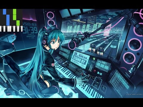 Synthesia-Senbonzakura (Hatsune Miku)