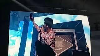 Video [FANCAM] Sehun (오세훈) Fanservice to fans Music Bank Jakarta 170902 download MP3, 3GP, MP4, WEBM, AVI, FLV Desember 2017