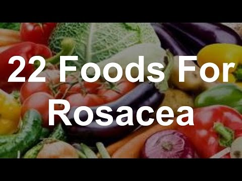 rosacea treatment diet