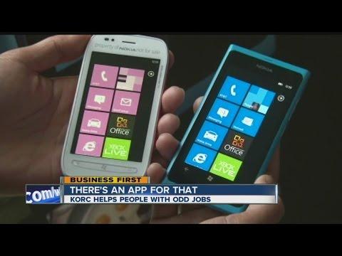 New local app aimed at finishing odd jobs