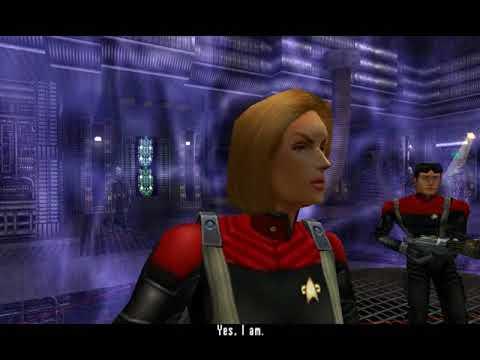 Paul's Gaming - Star Trek: Elite Force part18 - Sexy Infestation [BLIND]