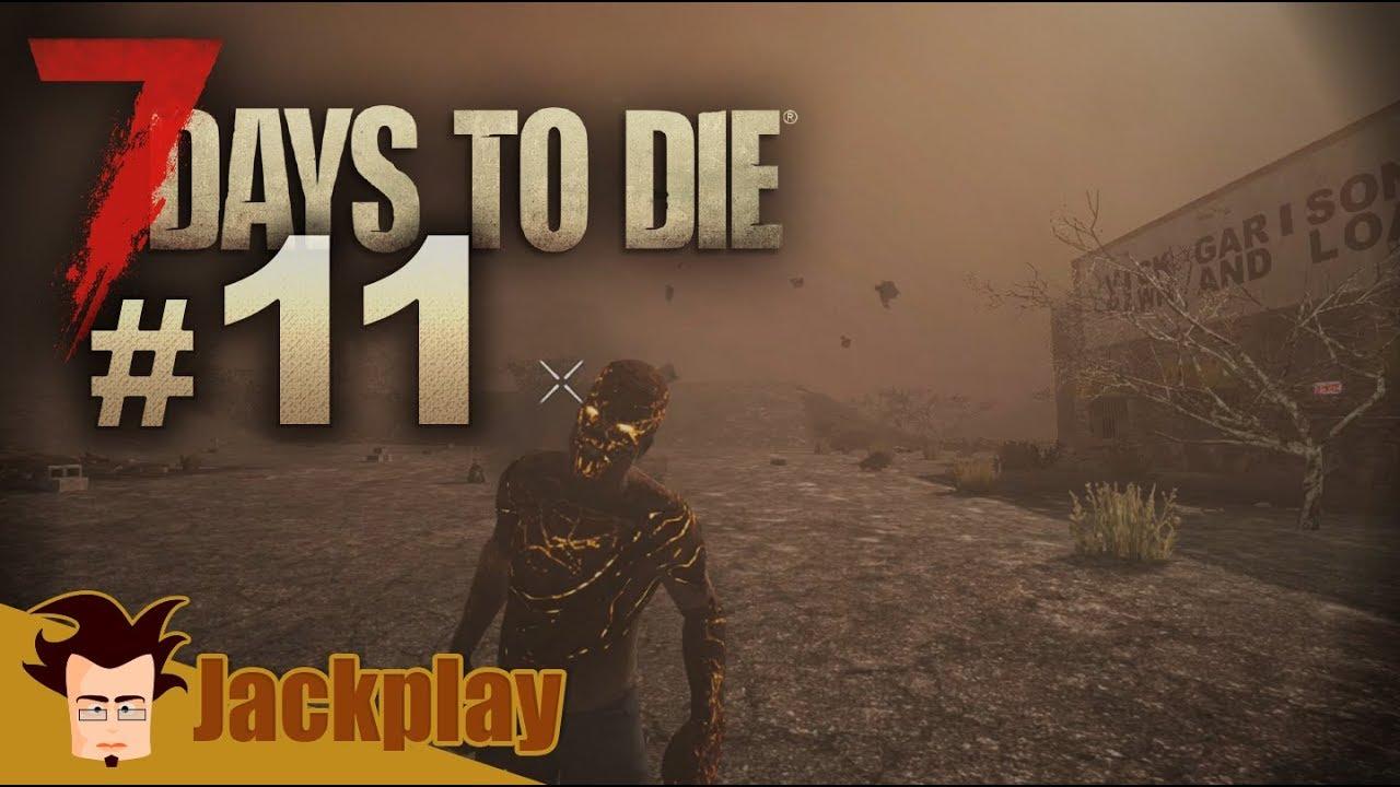 7 Days To Die EP11 : Sur la route, Jack (Let's play FR)