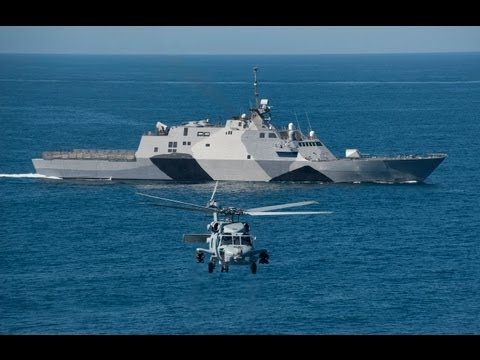 USS FREEDOM (the SILENT HUNTER KILLER) in the Asia-Pacific