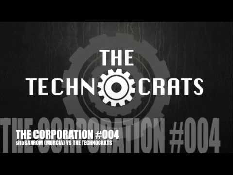 TECHNO DJ SET / THE CORPORATION #004 Vs SitoSANROM (SPECIAL TECH HOUSE EPISODE)