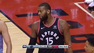 3rd Quarter, One Box Video: Toronto Raptors vs. Memphis Grizzlies