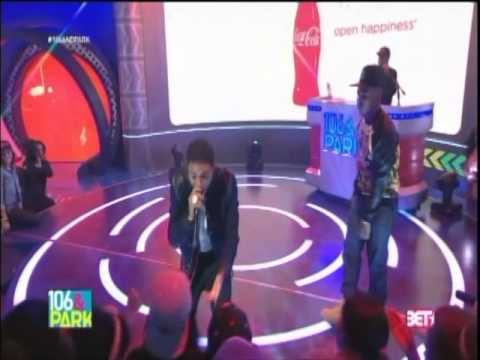 Diggy Simmons & Reese Rel Perform Do It Like You Remix Live On 106 & Park