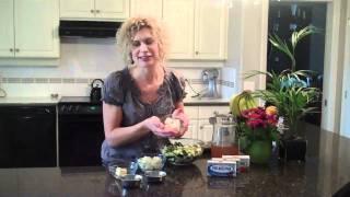 Creamy Zucchini Soup By Jennifer Peters
