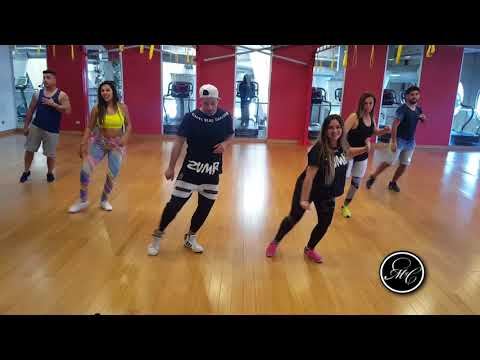 Bailemos – Grupo Extra – (Bachata) – Zumba Choreography – Meli Espinoza – Cristian Gutierrez
