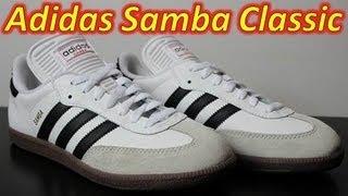 Adidas Samba Classic Indoor - Unboxing + On Feet