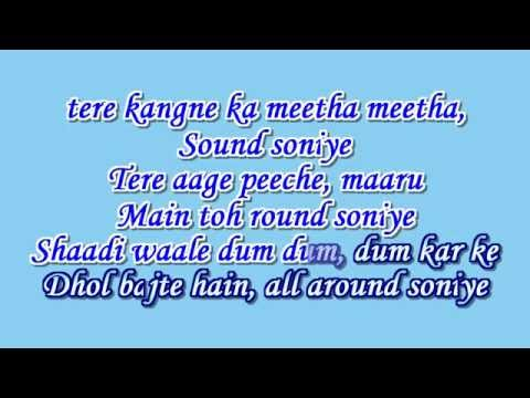 Tutti Bole Wedding Di lyrics