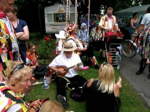 Leigh Folk Festival 2009