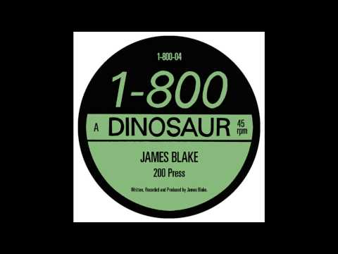 James Blake - 200 Press Mp3
