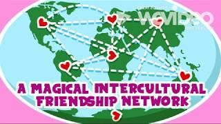 Magical Intercultural Friendship Network  SOU Gjorche Petrov, Kriva Palanka Macedonia