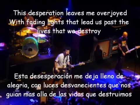 Plus 44No it isn´t Lyrics y Subtitulos  2006