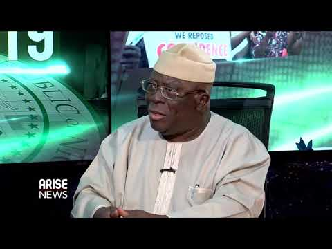 Chief Adebanjo discuss the spirit and history of Nigerian politics.