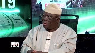 Chief Adebanjo discuss the spirit and history of Nigerian politics.