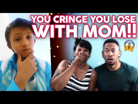 Download Youtube: ULTIMATE TRY NOT TO CRINGE CHALLENGE!!! With My MOM
