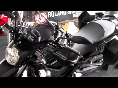 Zero Police bike at San Jose BMW, Vespa and Zero.