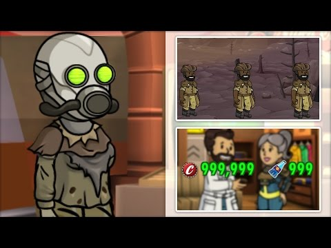 Fallout Shelter Save Editing: Vault Log #14