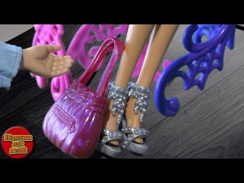 Мультики Барби новые серии Барби поймала вора смотреть ...