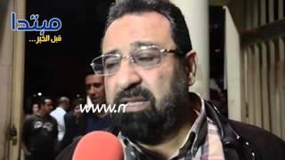 فيديو| مجدى عبد الغنى لرجاء الجداوى: شدى حيلك