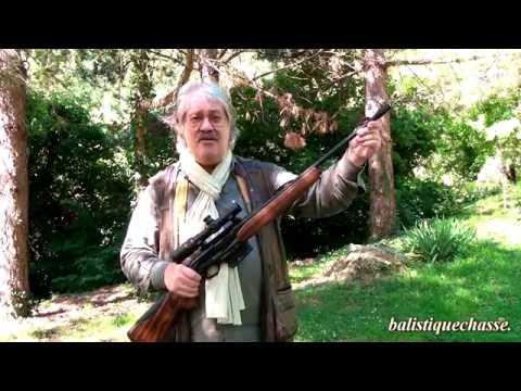 carabine Speedline de Verney Carron cal 300 WM