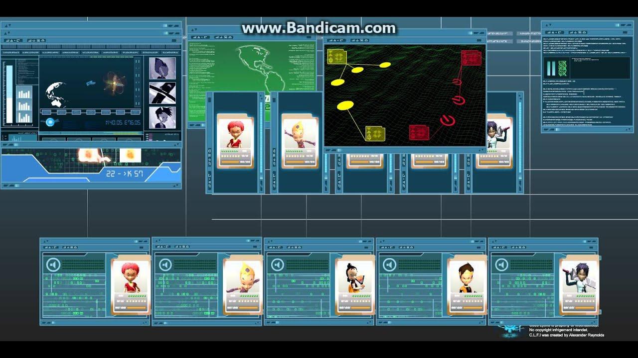 Code lyoko factory interface online lyoko youtube - Factory on line ...
