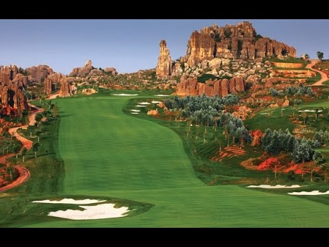 Stone Forest International Country Club - Golf Tours Abroad