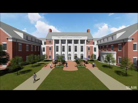 Stonehill College - New Building Animation