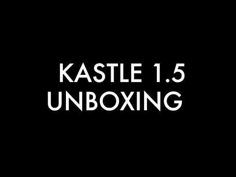 UNBOXING : KASTLE v1.5 de Bastl instruments