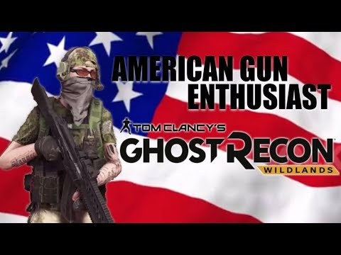 GHOST RECON WILDLANDS - All-American Character Build and Loadout