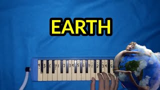 Not Pianika Lil Dicky - Earth