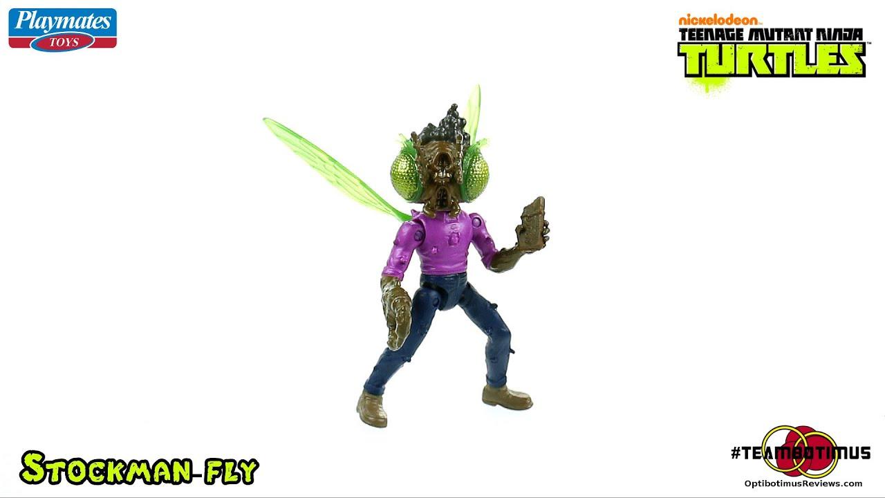 ... the Nickelodeon Teenage Mutant Ninja Turtles: Stockman-fly - YouTube